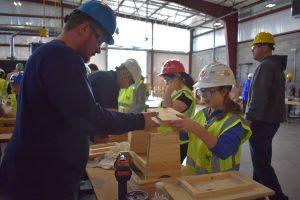 teaching construction skills