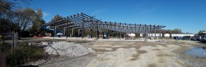 building frame construction