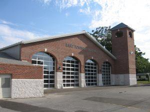 fire company building exterior