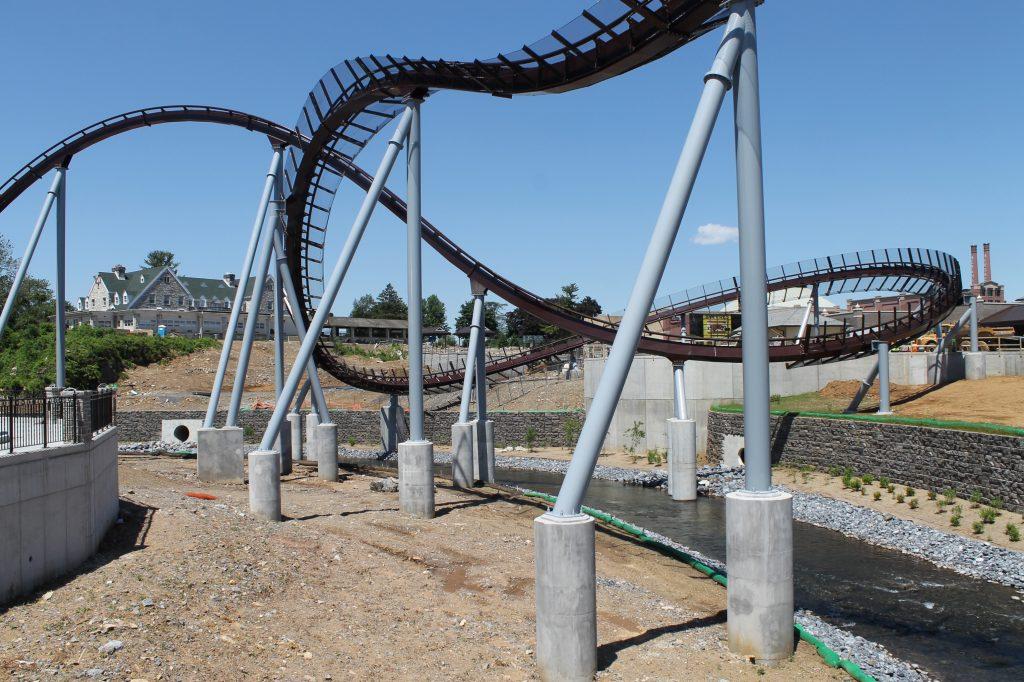 Great Bear Roller Coaster