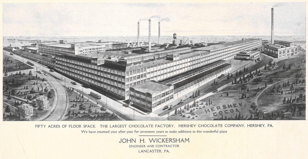 Hershey Factory, Hershey, PA